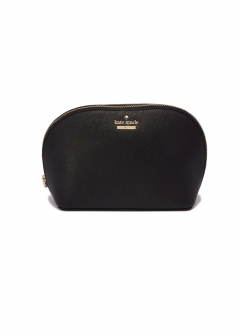 【kate spade NEW YORK】ポーチ / SMALL ABALENE【BLACK】
