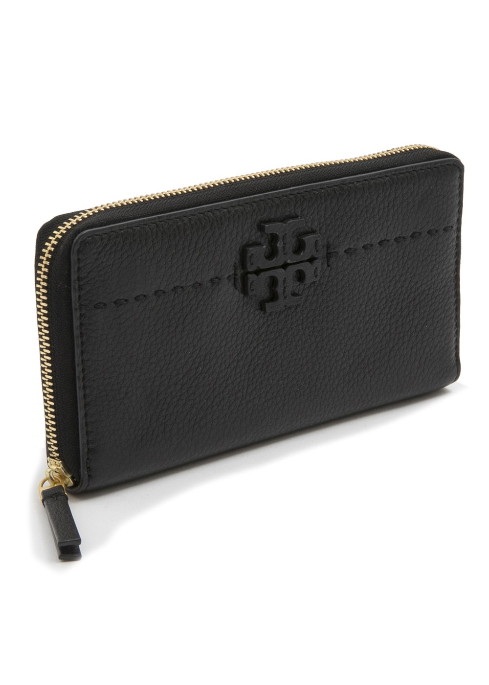 TORY BURCH|トリバーチ|MCGRAW|マックグロー|ZIP CONTINENTAL WALLET