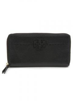 McGRAW ZIP CONTINENTAL WALLET
