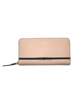 kate spade new york - wallet and more - ラウンドファスナー長札