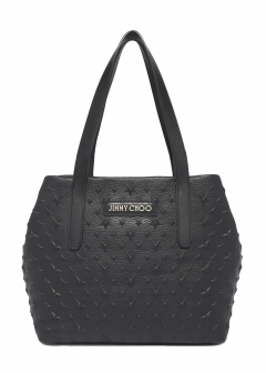 JIMMY CHOO - トートバッグ/SOFIAS【BLACK】