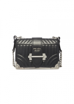 PRADA - cahier shoulder bag