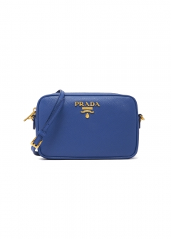 PRADA - Leather Shoulder Bag
