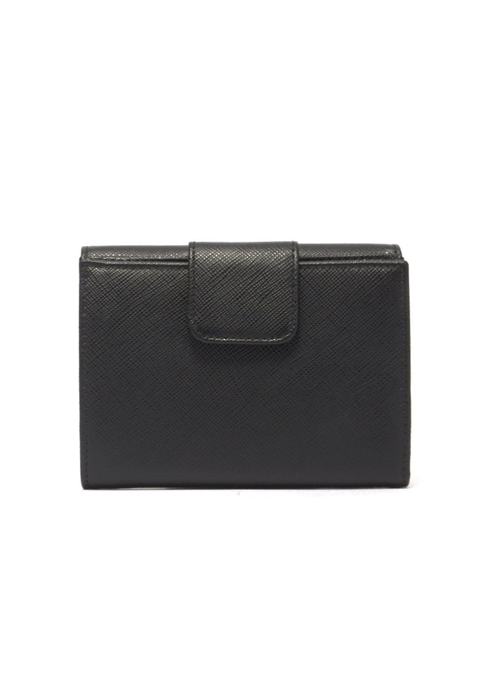 【最大35%OFF】Logo Leather Wallet|NERO|レディース財布|PRADA(T)