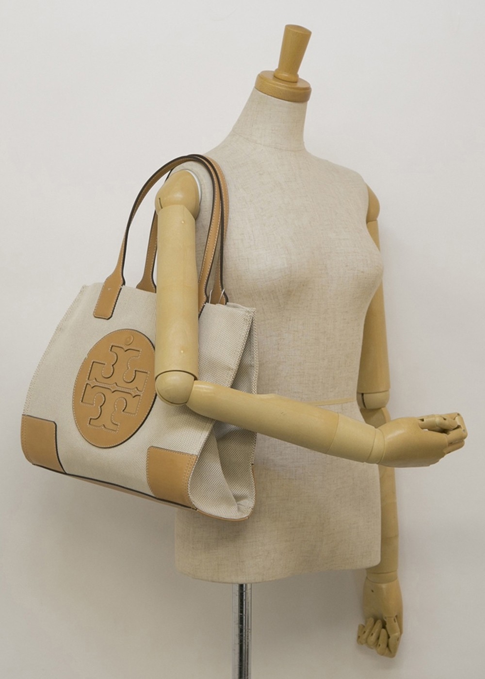 TORY BURCH|トリバーチ|ELLA|エラ|CANVAS MINI TOTE