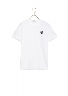 COMME des GARCONS - PLAY T-SHIRT BLACK HEART