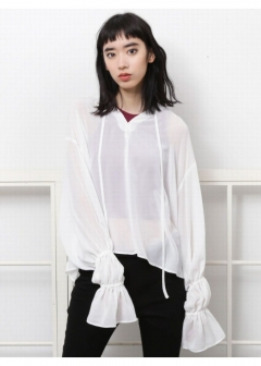 EMODA - 2WAY AIRY TOP
