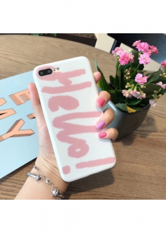 marcydorn~iphone case etc.~ - スマホケース Helloロゴiphoneケース