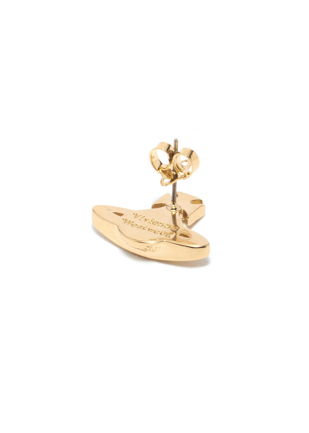 【最大64%OFF】MINNIE BAS RELIEF EARRINGS|GOLD|ピアス|Vivienne Westwood Accessory