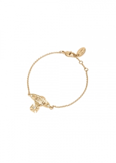 MINNIE BAS RELIEF BRACELET