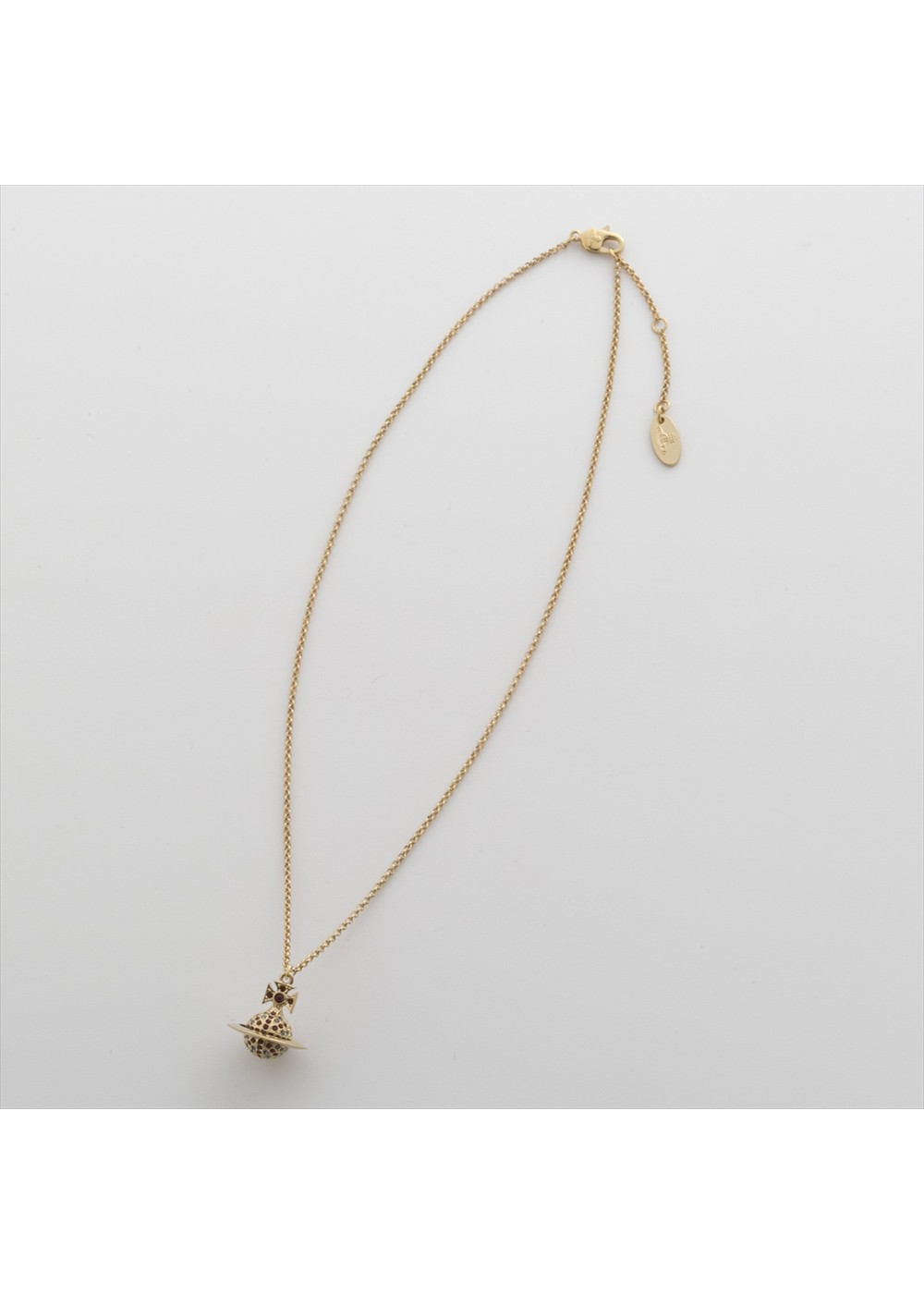 【最大64%OFF】JACK SMALL ORB PENDANT|GOLD|ネックレス|Vivienne Westwood Accessory