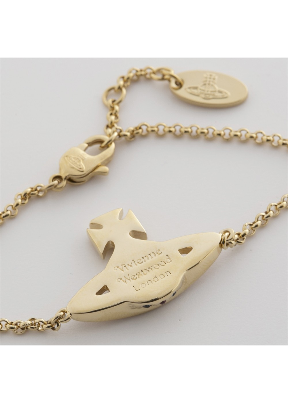 【最大64%OFF】JACK BAS RELIEF BRACELE|GOLD|ブレスレット|Vivienne Westwood