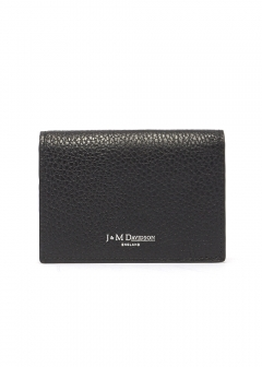 J&M DAVIDSON - VISIT CARD HOLDER WITH STUDS