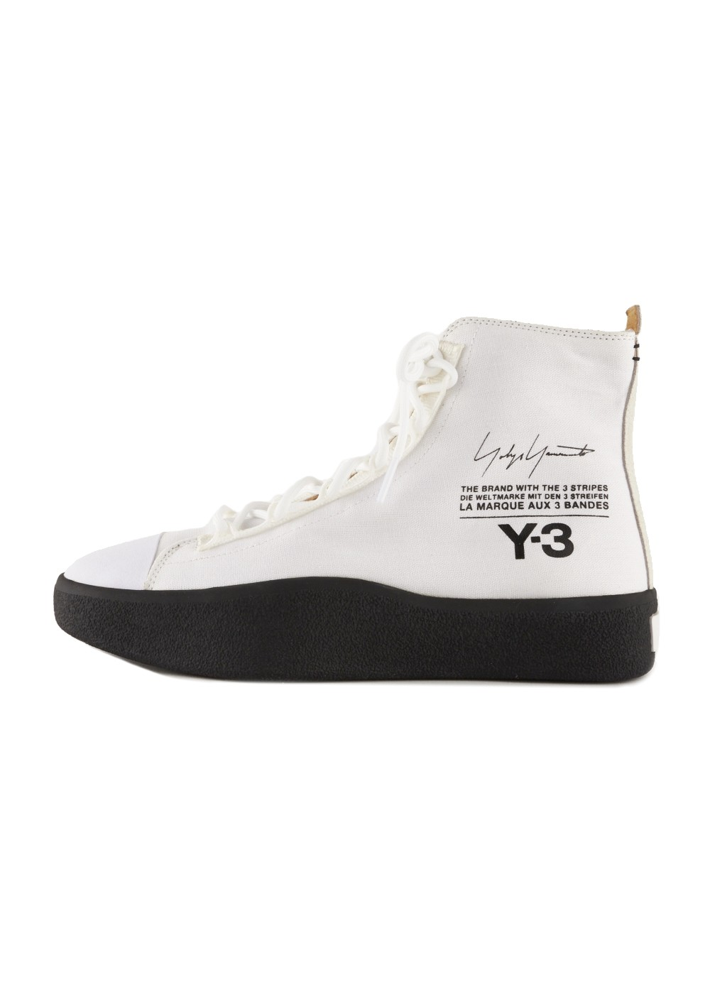 【最大33%OFF】Y-3 BASHYO|FTW WHITE/CORE BLACK/CORE BLACK|スニーカー|adidas Y-3
