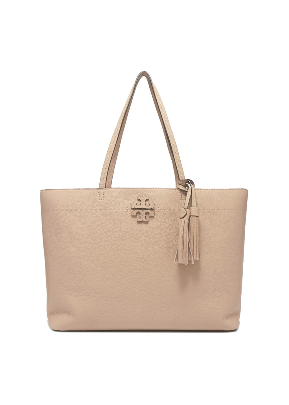 【最大47%OFF】MCGRAW TOTE|DEVON SAND|トートバッグ|Tory Burch