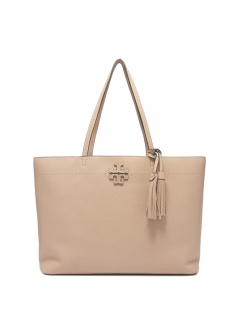 【最大48%OFF】MCGRAW TOTE|DEVON SAND|トートバッグ|Tory Burch