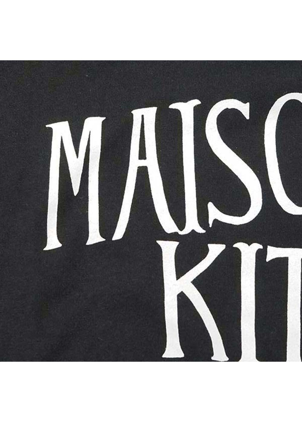 【最大35%OFF】TEE-SHIRT PALAIS ROYAL|BLACK|Tシャツ|MAISON KITSUNE(C)