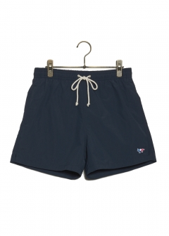 MAISON KITSUNE - SWIM SHORT TRICOLOR FOX