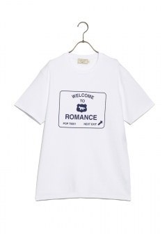 MAISON KITSUNE - TEE-SHIRT ROAD PANEL