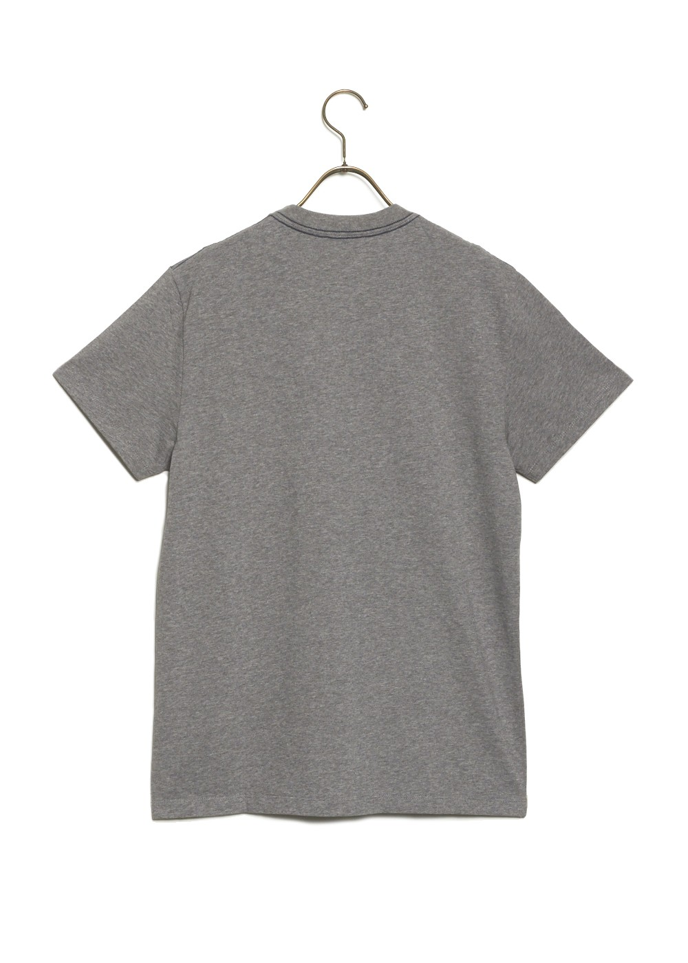 【最大51%OFF】TEE-SHIRT VENICE FOX PATCH|DARK GREY MELANGE|メンズトップス|MAISON KITSUNE