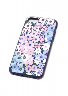 JEWELED DAISY GARDEN iPhoneX CASE