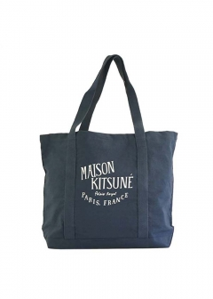MAISON KITSUNE - SHOPPING BAG PALAIS ROYAL