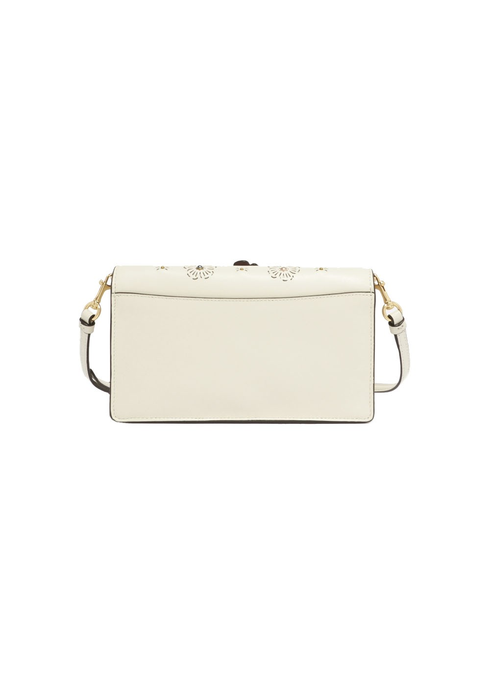 【最大53%OFF】FOLDOVER CROSSBODY|LI/CHALK|ショルダーバッグ|COACH