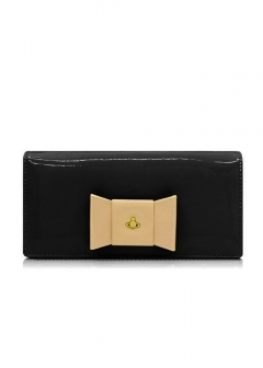 Import Brand Collection ~ PRADA/GUCCI MUSEO / 3.1 Phillip Lim ...etc ~ - 【Vivienne Westwood】FIOCCO ROUND FASTENER WALLET