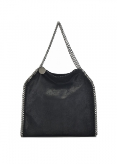 Stella McCartney - ファラベラ スモールトート 3WAYバッグ / SHAGGY DEER SMALL TOTE【BLACK】