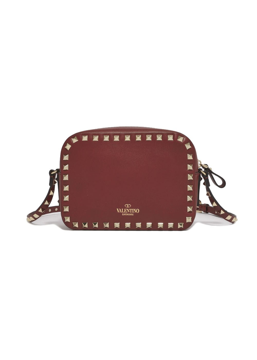 【最大32%OFF】ROCK STUDS CROSS BODY|RUBIN|ショルダーバッグ|VALENTINO_(TI)