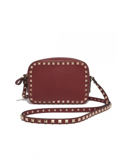 VALENTINO - ROCK STUDS CROSS BODY