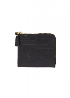 【7/28入荷】EMBOSSED LOGOTYPE WALLET
