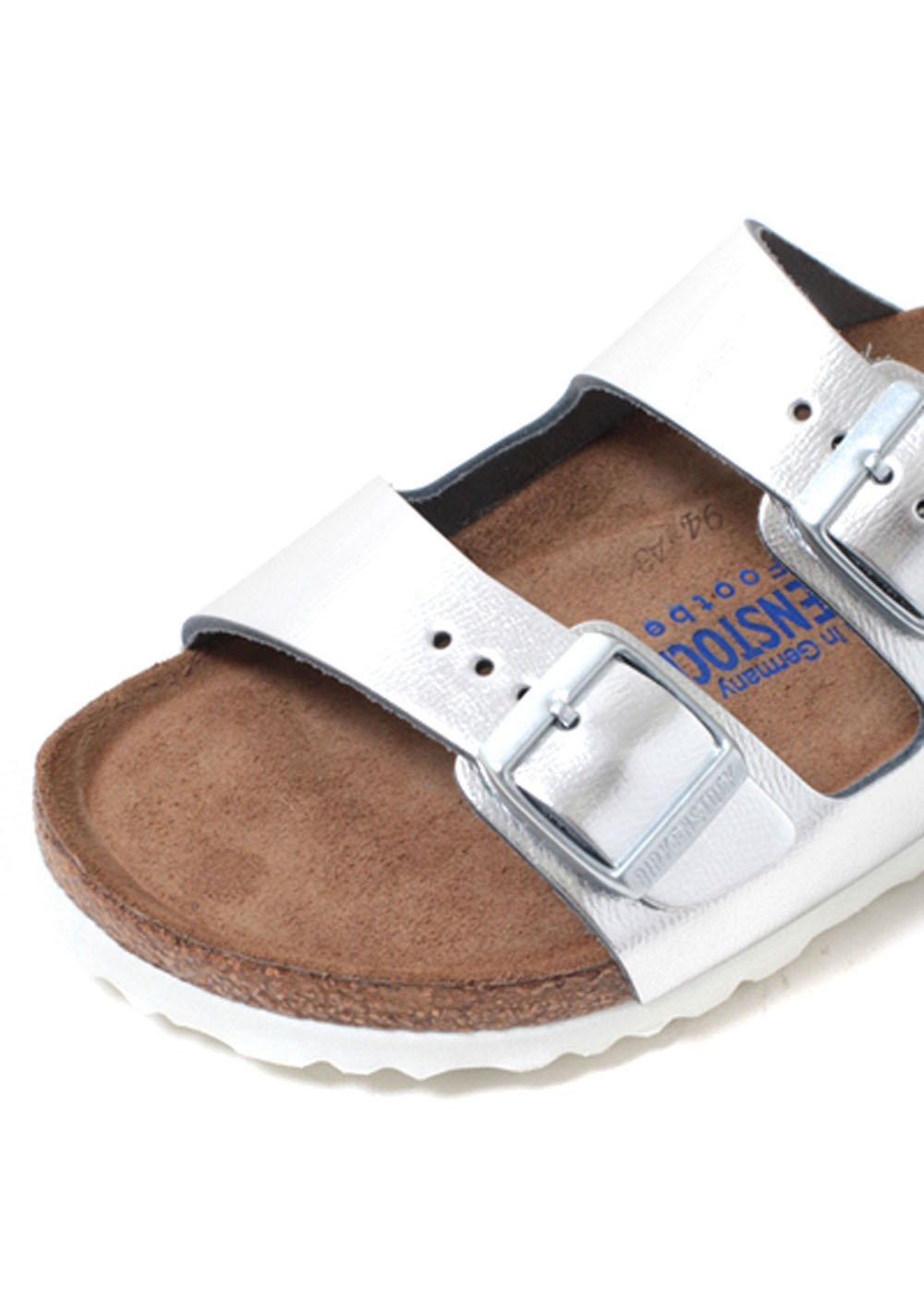 【最大41%OFF】ARIZONA|LIQUID SILVER|サンダル|BIRKENSTOCK_(E)