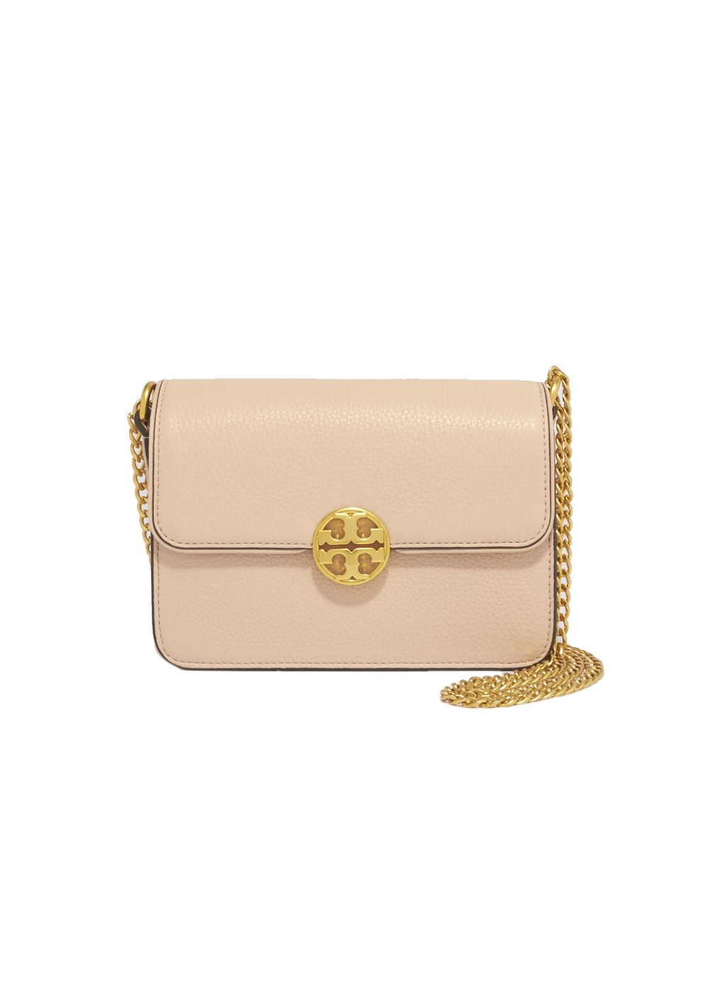 【最大48%OFF】CHELSEA MINI CROSSBODY BAG|PALE APRICOT|ショルダーバッグ|Tory Burch