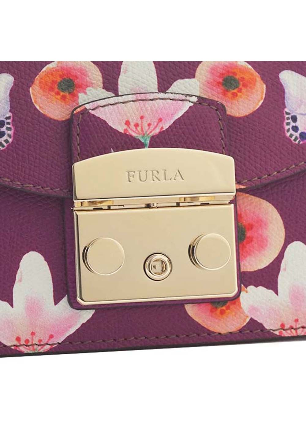 【最大50%OFF】METROPOLIS MINI CROSSBODY|TONI BOUGANVILLE|ショルダーバッグ|FURLA_(C)
