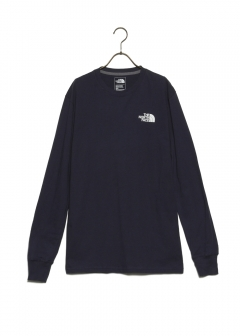THE NORTH FACE - MEN'S L/S RED BOX TEE