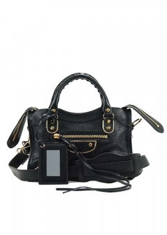 BALENCIAGA - 【Price Down】CLASSIC MINI CITY MEハンドバッグ