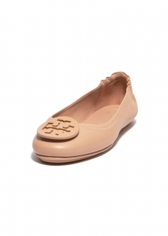 MINNIE TRAVEL BALLET WITH LOGO【GOAN SAND】