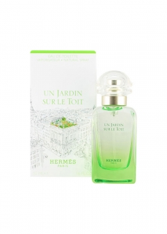 Fragrance Select - 【HERMES】屋根の上の庭 EDT 50ml