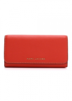 MARC JACOBS - THE GRINED 2つ折り長財布