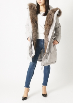 WOOLRICH - 【Ladies】W'S MILITARY PARKA DR