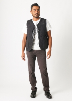 THE NORTH FACE - MENS UB RANGE VEST