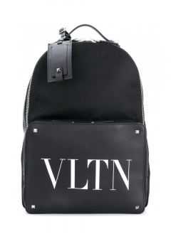 VALENTINO - 【VALENTINO GARAVANI】BACKPACK WITH VLTN LOGO(海外買付のため約2~3週間後のお届けです)