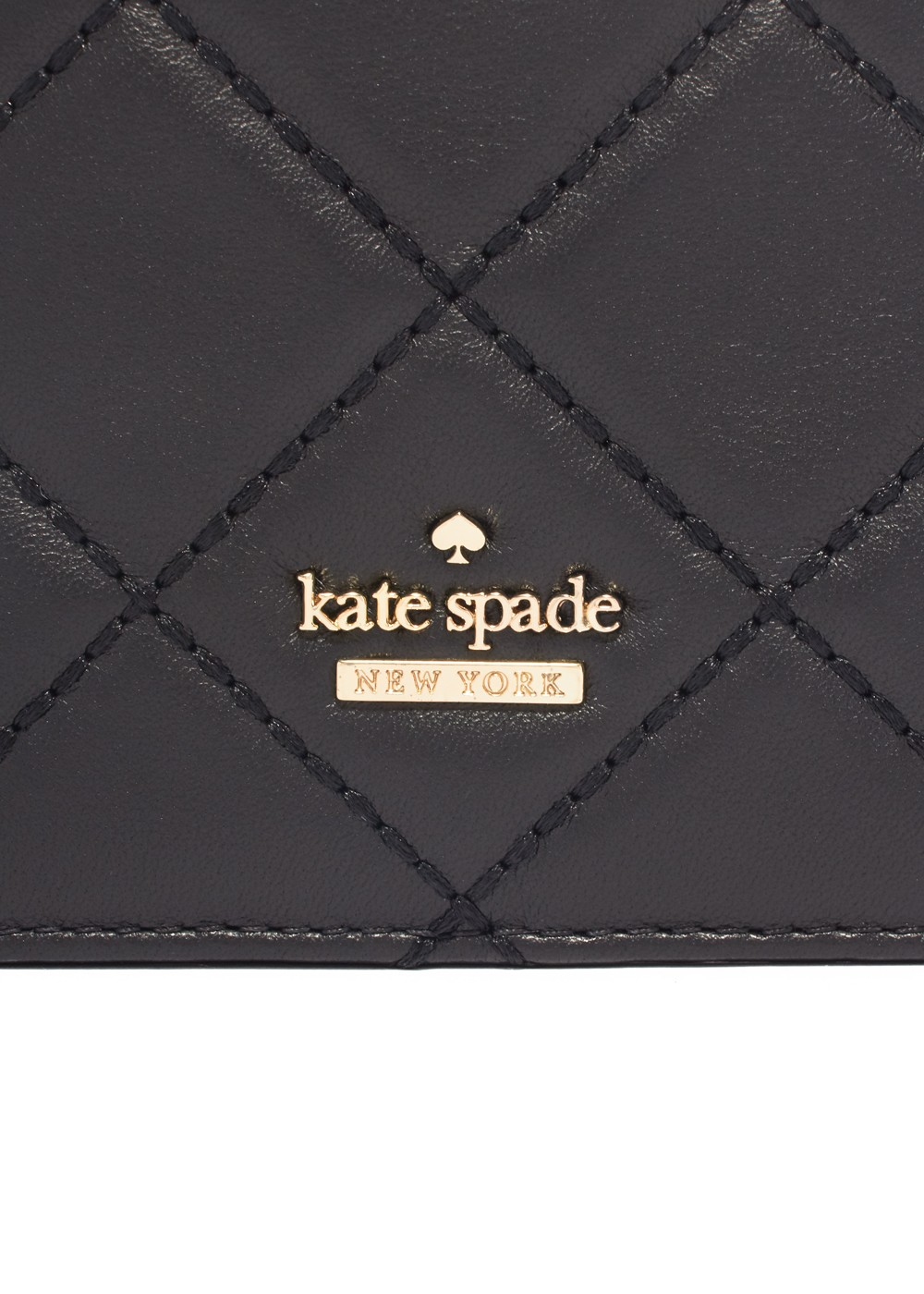 kate spade NEW YORK|ケイトスペードニューヨーク|IPHONE CASES|アイフォンケース|iPhoneX CASE QUILTED LEATHER SMARTPHONE SLEEVE CROSSBODY