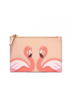 kate spade new york - wallet and more - BY THE POOL FLAMINGO MARLEY