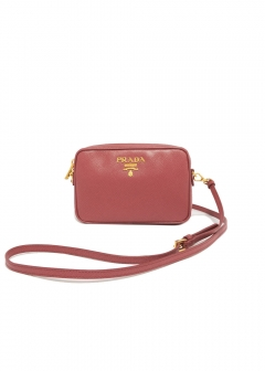 PRADA - Bag - Leather Shoulder Bag