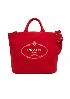 PRADA - Bag - CANAPA TOTE BAG
