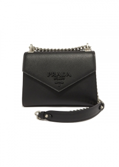 PRADA - MONOCHROME SHOULDER BAG