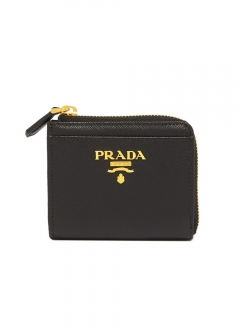 PRADA - LOGO COIN PURSE