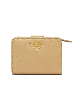 PRADA - wallet and more - LEATHER WALLET